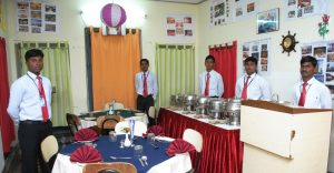 NIHMCT Hotel Management Training